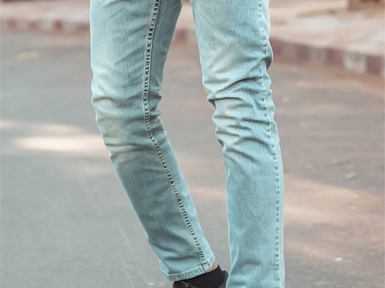 990M regular fit jeans