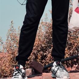 007M black elegance jeans